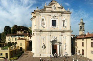 Grumello del Monte La Parrocchia Santissima Trinità
