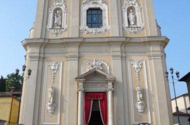 Grumello del Monte - Parrocchia Santissima Trinità - Facciata