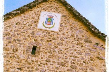 I tetti in piode della valle imagna borgo di arnosto a fuipiano valle Imagna
