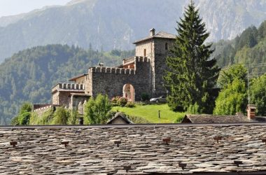 Il Castello Priacini Gromo Bergamo