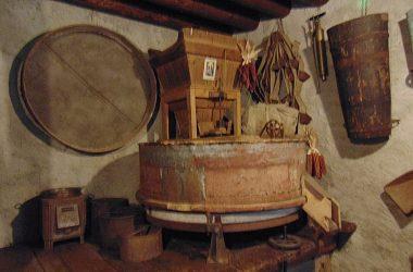 Il Museo del Mulino a Castione della Presolana Bergamo