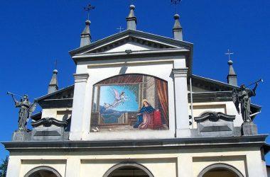Il Santuario Santa Maria Annunciata - Verdello