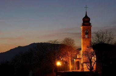 Il Santuario Santissima Trinità - Casnigo
