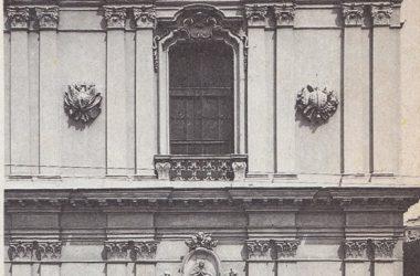 Il Santuario della Madonna delle Lacrime, 1982