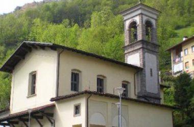 Il Santuario della Madonna di Caravaggio San Pellegrino Terme