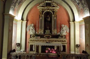 Il Santuario della madonna della Scopa - Osio Sopra