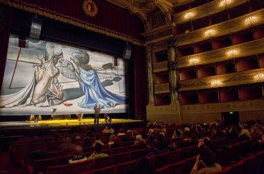 Il Teatro Donizetti di Bergamo