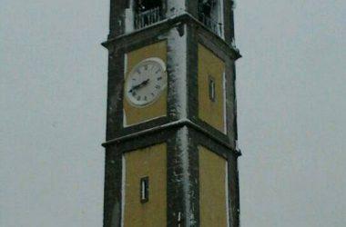 Il campanile di Fuipiano Valle Imagna