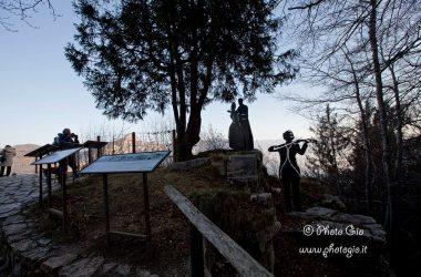 Il salto degli sposi – Castione della Presolana Bergamo