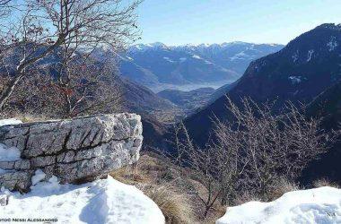 Il salto degli sposi 1280 Metri– Castione della Presolana