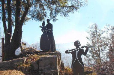 Immagine Il salto degli sposi – Castione della Presolana