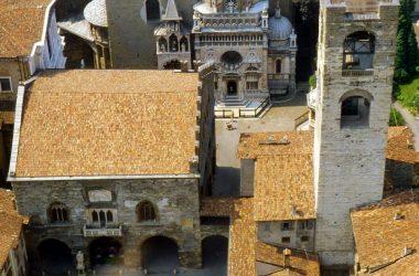 Immagine Torre Civica Campanone Bergamo Alta