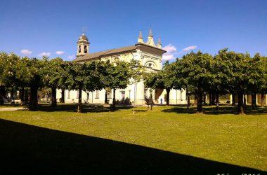 Immagine esterna Santuario Madonna dei Campi - Stezzano.