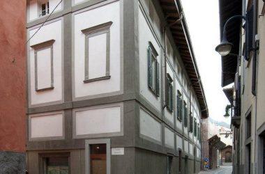 Immagini Palazzo Spampatti – Gandino