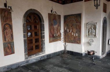 Immagini Santuario della Madonna del Perello Algua