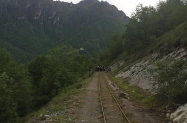 Immagini miniere a Gorno Bg