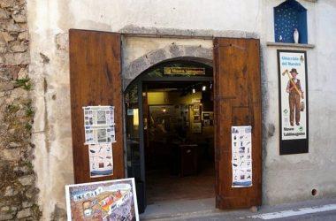 Ingresso Museo Valdimagnino di Amagno - Strozza
