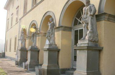 Ingresso Villa Vitalba - Almenno San Salvatore