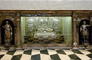 Interno Cappella Colleoni a Bergamo