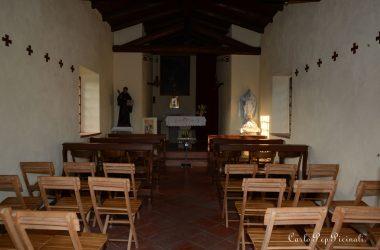 Interno Chiesa Monte Farno - Gandino