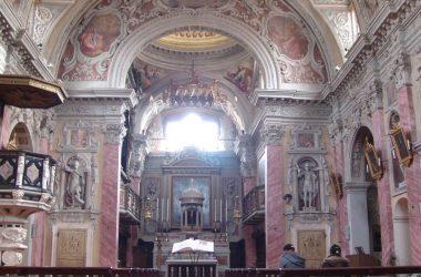 Interno Chiesa di San Giorgio - Bonate Sotto