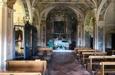 Interno Chiesa di San Gottardo - Gandino