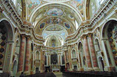 Interno Chiesa di San Martino - Sarnico