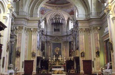 Interno Chiesa di San Zenone - Osio Sotto