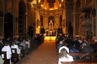 Interno Chiesa di ponte San Pietro