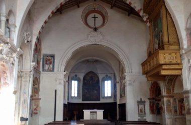 Interno Convento di San Nicola - Almenno San Salvatore