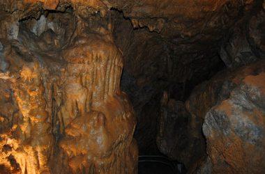 Interno Grotte San Pellegrino Terme