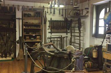 Interno Museo Etnografico Valbondione