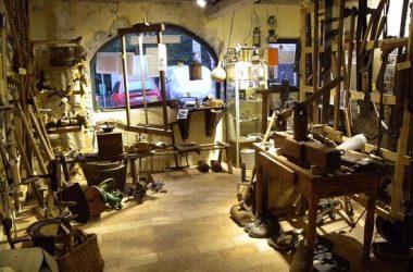Interno Museo Valdimagnino di Amagno - Strozza