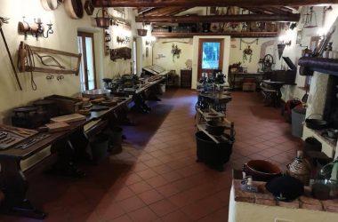 Interno Museo del Mulino - Castione della Presolana