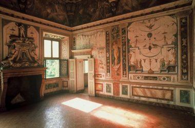 Interno Palazzo Barbò - Torre Pallavicina