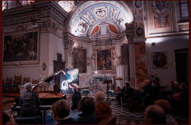 Interno Santuario Santa Maria Annunciata - Verdello