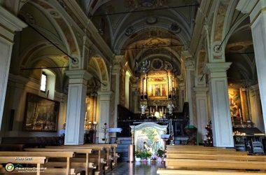 Interno Santuario della Madonna del Frassino