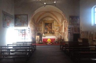 Interno della Chiesa di San Defendente – Clusone