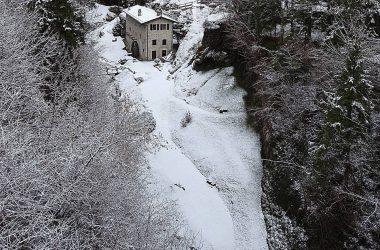 Inverno Museo del Mulino - Castione della Presolana