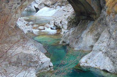 L' orrido della Val Taleggio Bergamo