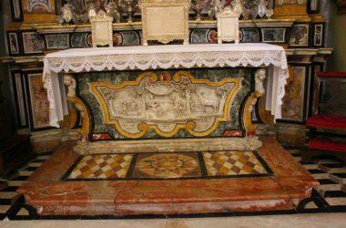L'Altare della Basilica di San Martino - Alzano Lombardo