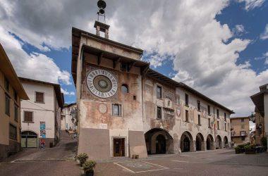 L'Orologio Planetario Fanzago di Clusone val Seriana