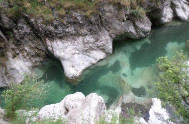 L'Orrido della Val Taleggio