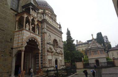 La Basilica Santa Maria Maggiore - Bergamo