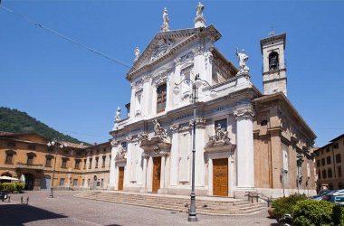 La Basilica di Alzano Lombardo San Martino Vescovo