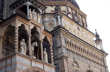 La Cappella Colleoni Bergamo alta