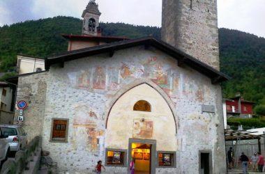 La Cappella dell'Annunciata Cerete
