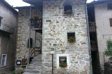 La Casa di Arlecchino a Oneta San Giovanni Bianco