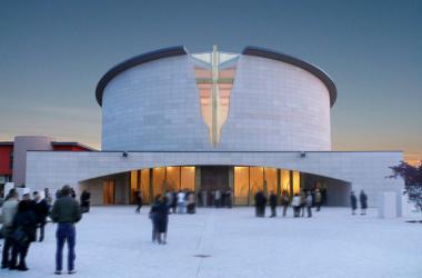 La Chiesa Moderna Grassobbio