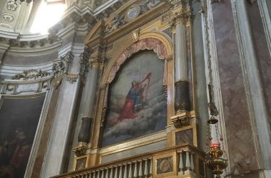 La Chiesa Parrocchiale- Almenno San Salvatore Bg